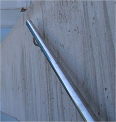 Barandilla TGSS. Instalaciones metálicas Rincón. IMER SL
