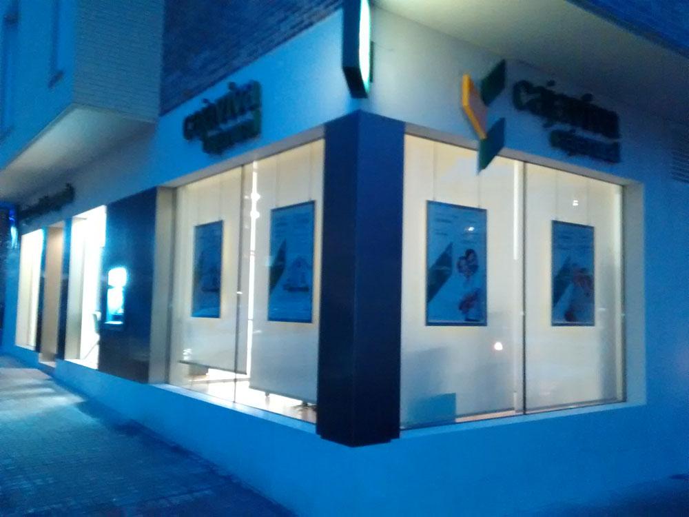 Oficinas instalaciones met licas rinc n for Caja rural bilbao oficinas