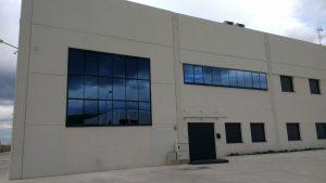 Nave Instalaciones metálicas Rincón. IMER SL