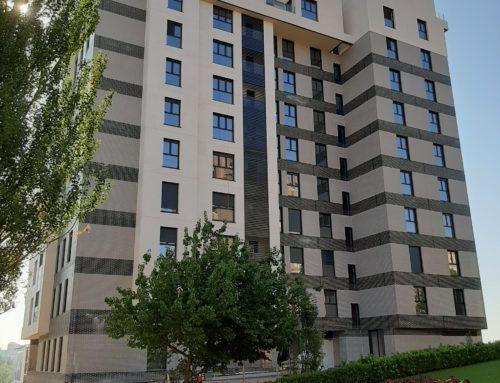 48 Viviendas Residencial Ponce de León- Valladolid