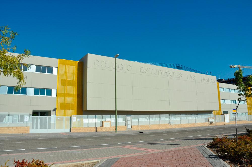 Colegio Estudiantes - Madrid