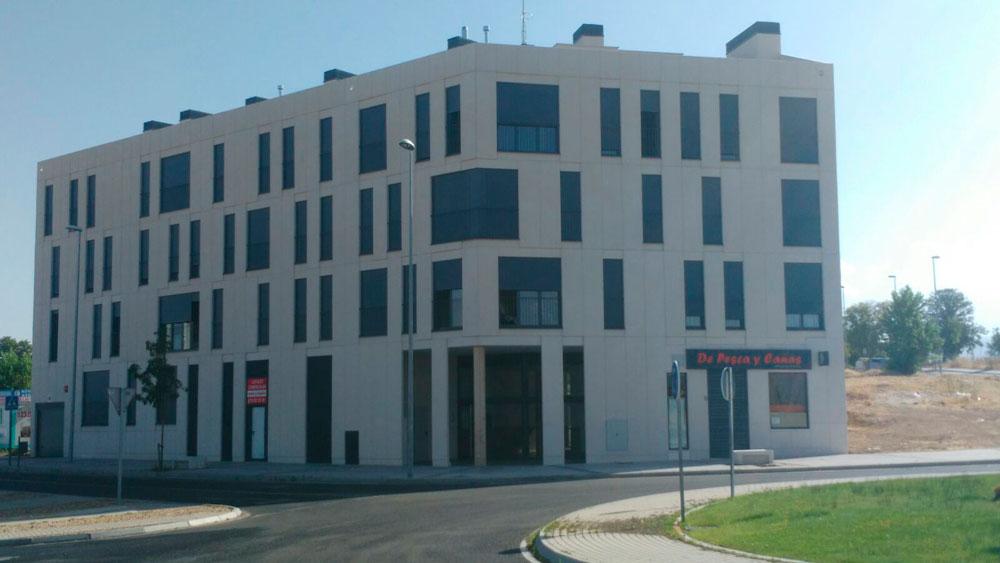Viviendas Nueva Segovia - Segovia