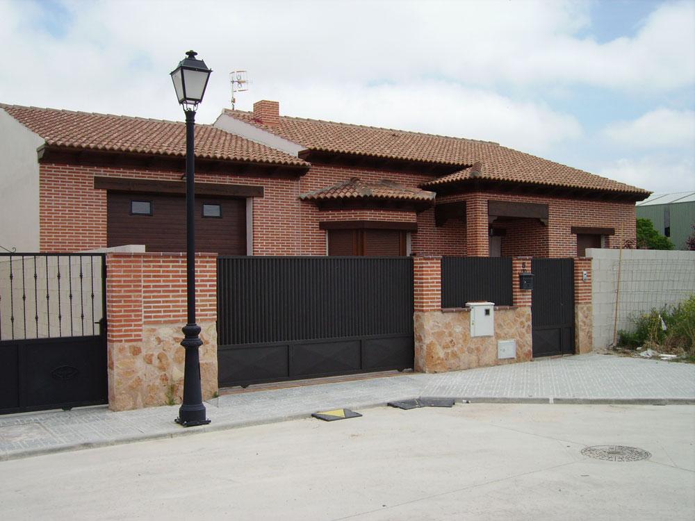 Chalet Nava de Asunción - Segovia