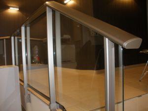 Barandillas. Instalaciones metálicas Rincón. IMER SL