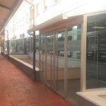 Puertas. Instalaciones metálicas Rincón. IMER SL