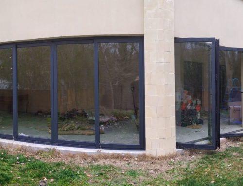 Sistema Plegable – Solución óptima para cerrar grandes espacios